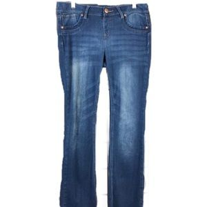 16 1/2) JUSTICE Jegging Boot